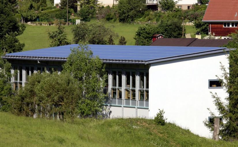 100 MWh Strom von der Sonne, made by LupoSol